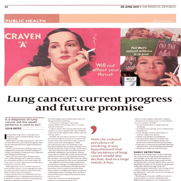 Lung Cancer Treatments
