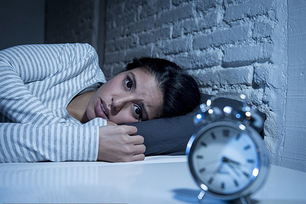 Insomnia cure technique used by US army